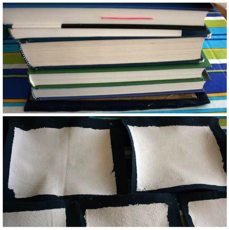 cuarto paso: hacer más papel blog