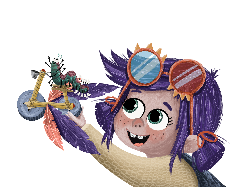 Pepita Power infancia empoderada